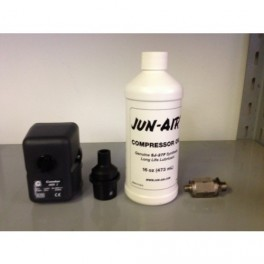 Jun-Air service kit nr.3 oliesmurt