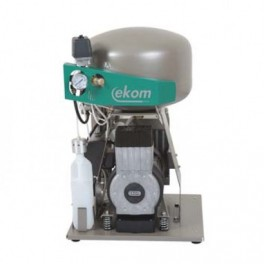 EKOM DK50 Plus Oliefri trykluft kompressor