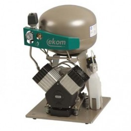 EKOM DK50 2V Oliefri trykluft kompressor