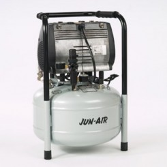 Jun-air OF302-25B oliefri kompressor med regulator