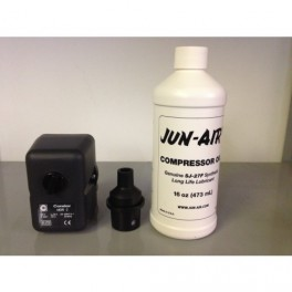 Jun-Air service kit nr.2 Oliesmurt